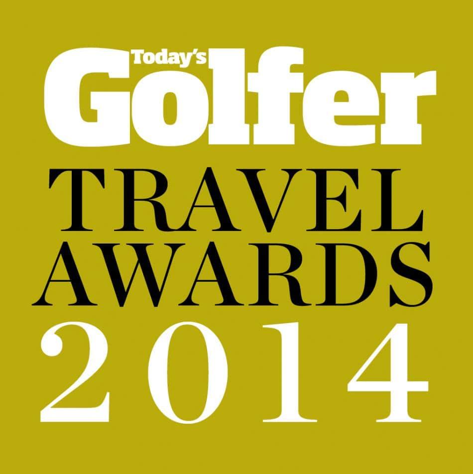 Todays Golfer 2014 Award