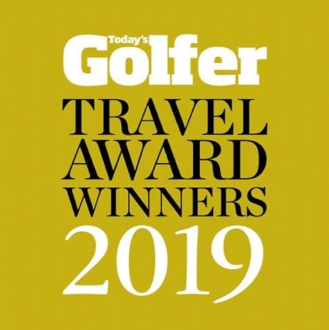 Todays Golfer 2019 Award