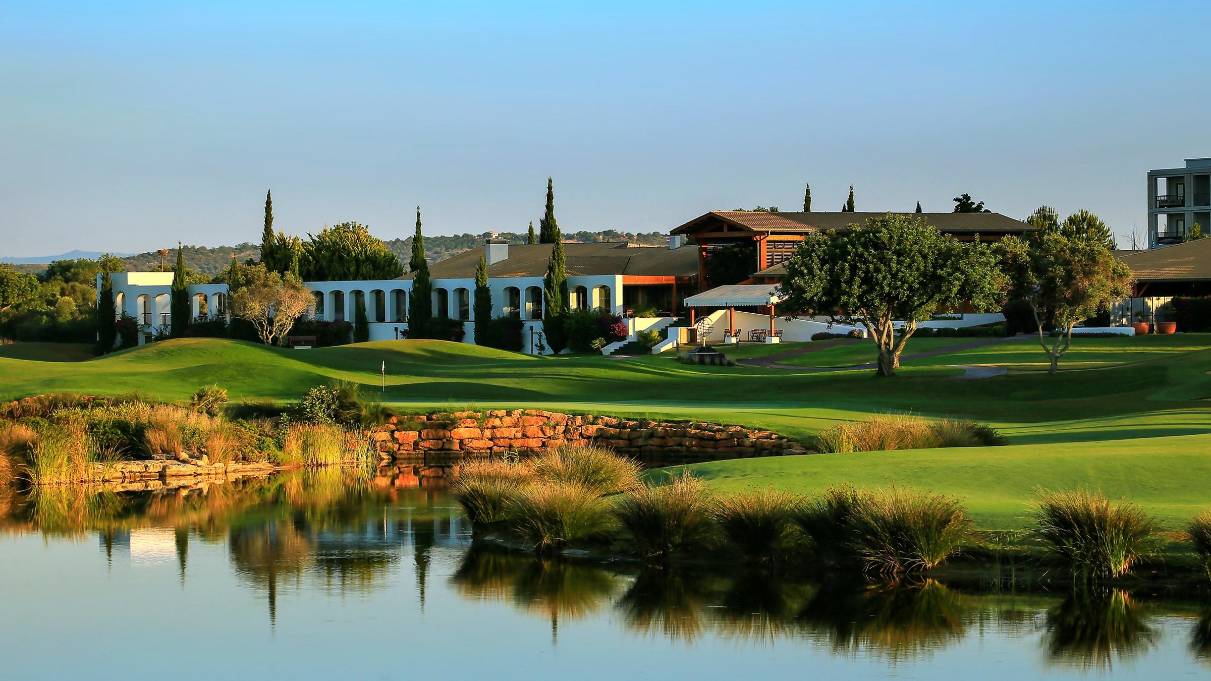 Golf Courses in Portugal - Dom Pedro Victoria Golf Course