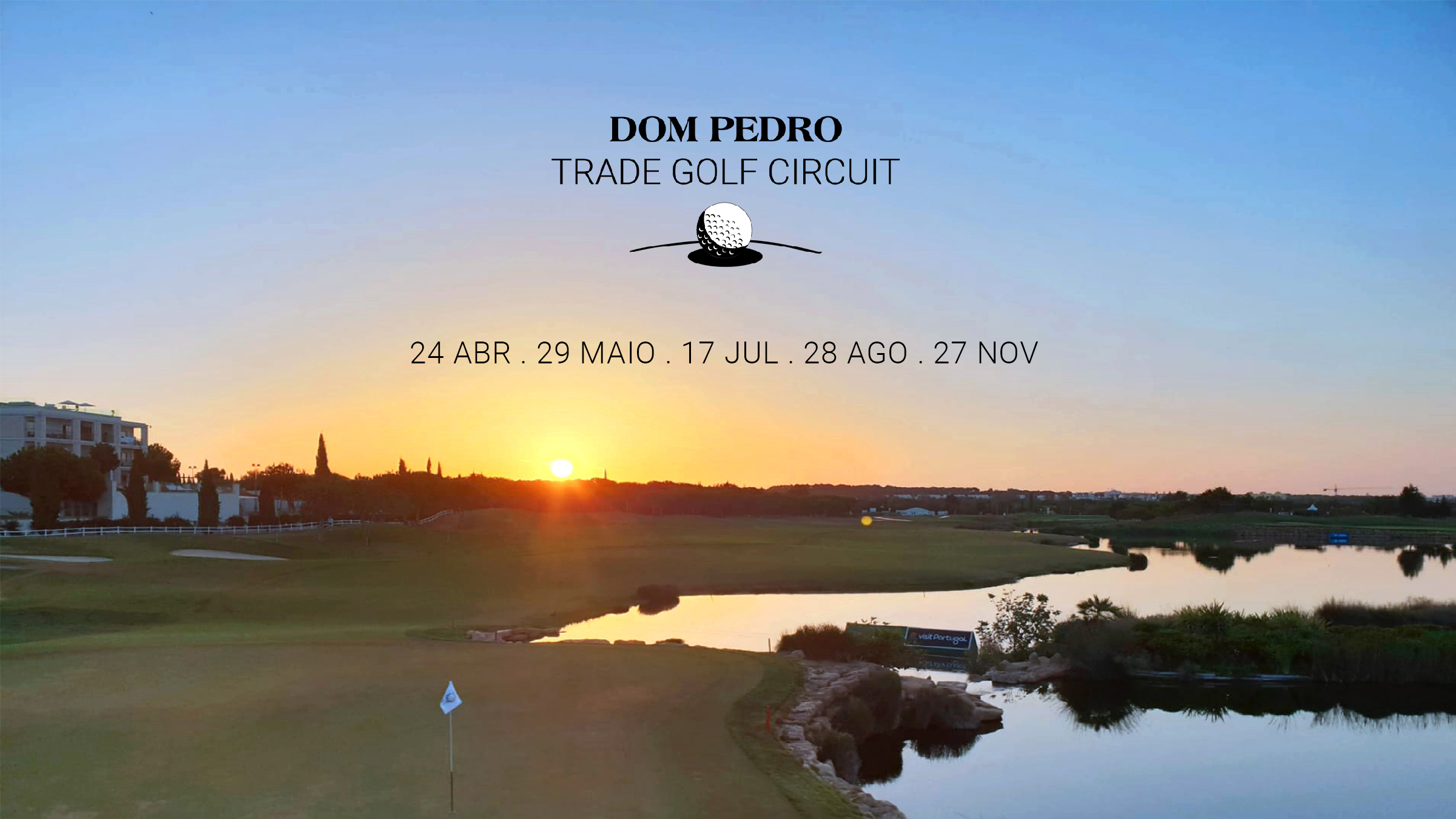 Dom Pedro Trade Golf Circuit 2021